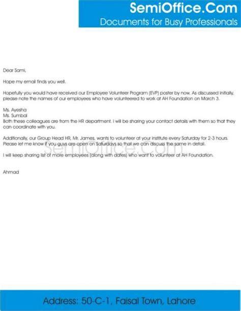 sample nomination letter  attend training semiofficecom