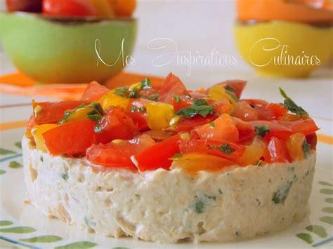 cuisine pour le ramadan tartare de tomates aux rillettes de thon le cuisine
