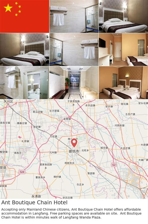 Takes just 1 minute to submit your request receive tailored offers easily compare quotes and shortlist suppliers. #east #china #langfang Ant Boutique Chain Hotel. Accepting only Mainland Chinese citizens, Ant ...