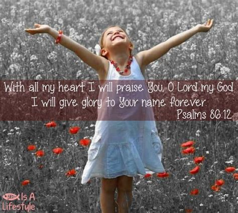 Psalm 86 12