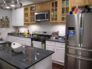 black kitchen cabinets with grey walls cabinet kitchen With kitchen colors with white cabinets with black white grey wall art