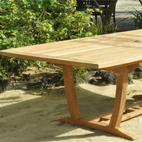 furniture teak outdoor dining set foldable dinning table