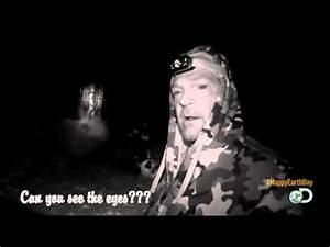 Survivorman - Les Stroud - Bigfoot - Captures Something ...