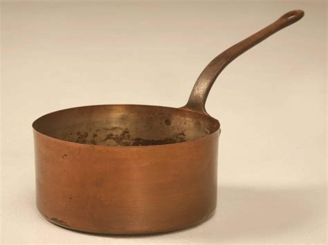 antique french copper pots  pans  sale  stdibs