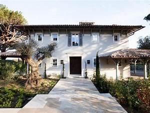 maison style provencale deco provencale moderne With good idee deco maison neuve 18 deco jardin artificiel