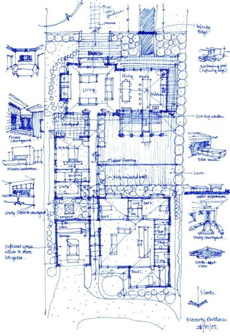 architectural plans sketch plan bespoke architecture amg architects