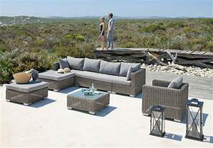 Salon Jardin Angle : bien choisir son salon de jardin decorer sa ~ Teatrodelosmanantiales.com Idées de Décoration