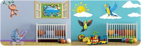 déco jungle chambre bébé decoration chambre bebe animaux savane