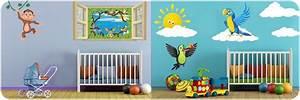 chambre garcon savane 111246 gtgt emihemcom la meilleure With affiche chambre bébé avec tapis acupression avis