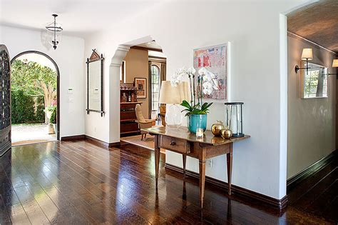 reese witherspoons brentwood home  la popsugar home