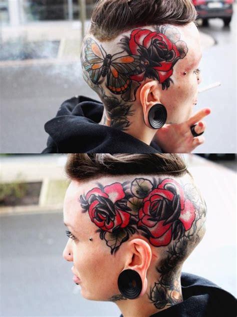 flower tattoos tender  feminine  tattoo ideas