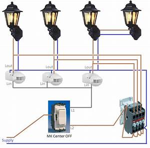 Landscape lighting wiring diagram : Best images of outdoor lighting wiring diagram low