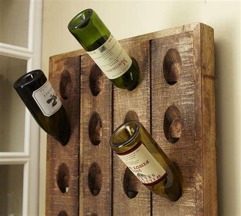 French Wine Bottle Riddling Rack  The Green Head