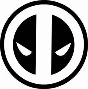 Deadpool Logo 1 Fill by mr-droy | Cake ideas | Pinterest ...