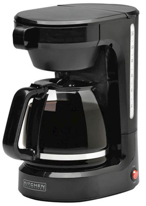 Kitchen Selectives 12cup Pause And Serve Coffeemaker At