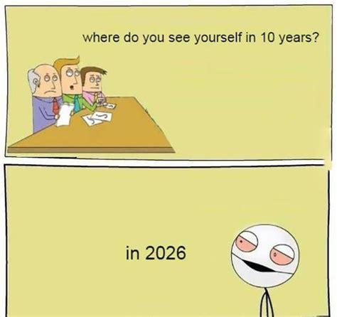 Where Do You See Yourself In Ten Years Justpost