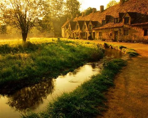 hd wallpapers english cottage wallpapers