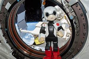[Video] Japan's Astronaut Robot Kirobo Speaks From Space ...