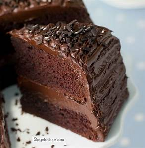 How to Make Moist Chocolate Cake from Scratch   Recipe ...