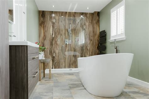Tiling Panels For Bathrooms by Alternatives To Tiling Your Bathrooms Waterproof