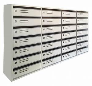 Etiquette Boite Au Lettre : boites aux lettres collectives tous les fournisseurs ~ Farleysfitness.com Idées de Décoration