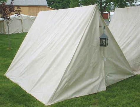 Tent, 6x9x8 Single Door A-frame