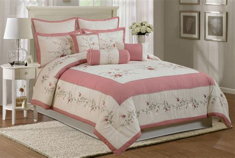 colored comforters pink and green bedding sets ease bedding with style