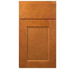 9 Inch Kitchen Base Cabinet by Honey Stained 9 Inch Wide Base Cabinet 14104720