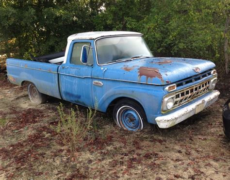Bf Exclusive 65 Ford Truck For $600