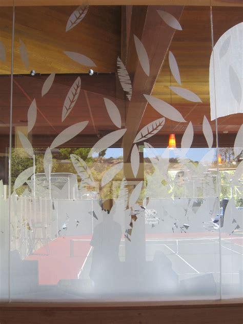 etched vinyl window designs los angeles ca