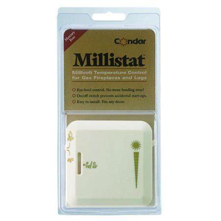 lindemann  condar millistat millivolt thermostat