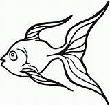 Goldfish Coloring Clip Pages Clipart Fish Drawing Printable Outline Print Gold Bowl Cliparts Clipartpanda Colouring Collection Gclipart Library Simple Getcoloringpages sketch template
