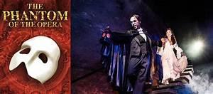Phantom Of The Opera Tickets - Jan 14, 2017 - Detroit ...
