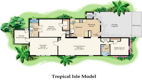 single craftsman style house plans tropical house plans design tropical house plan design
