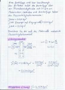 Massenträgheitsmoment Berechnen : massentr gheitsmoment reduziert techniker forum ~ Themetempest.com Abrechnung