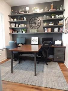 55, Ingenious, Home, Office, Desk, Ideas, And, Designs, U2014, Renoguide