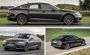 Audi A5 Sportback 2018 : 2018 audi a5 sportback a better looking a4 ~ Maxctalentgroup.com Avis de Voitures