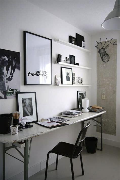 Bureau Decoration D Déco Bureau Loft
