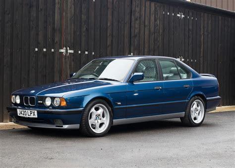Ref 29 1992 Bmw M5 (e34)  Classic & Sports Car Auctioneers