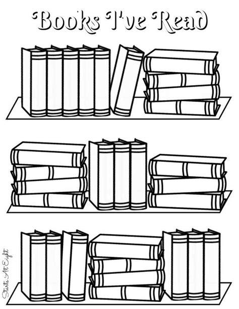Books I've read | Printables | Reading log printable