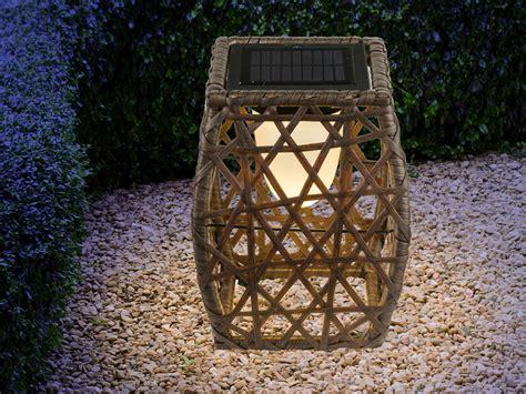 Design Solarleuchten Garten by Rattan Led Solarleuchte Stehle F 252 R Den Garten