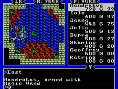 ultima iv review  master system  defunct games