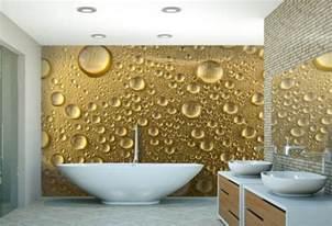 bathroom with wallpaper ideas 50 small bathroom decoration ideas photo wallpaper as wall decor