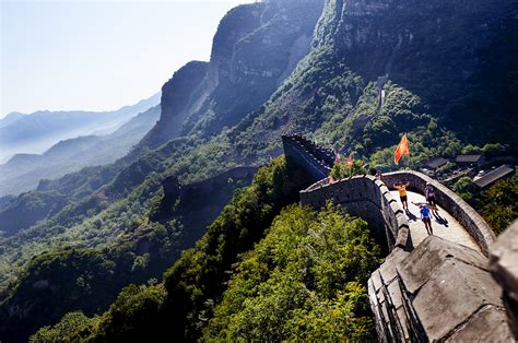 The Wall Bilder by Great Wall Marathon Adventure Marathon