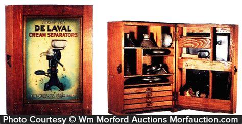 antique advertising de laval separators cabinet antique advertising
