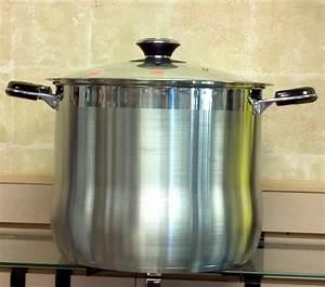stock pots 65 gallon 100 quart 75 quart 50 quart 30 quart ...  Quart