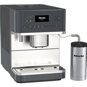 """Enjoy the delicious aroma and the thick cream of your favorite coffee prepared with freshly ground beans. Miele CVA6800 24"""" Built In Coffee System, M Touch Controls"""