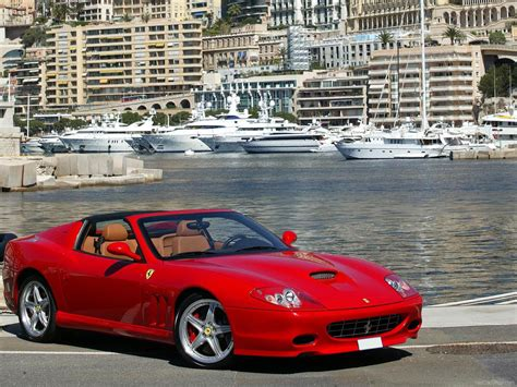 ferrari superamerica 2005 ferrari superamerica one owner from new coys of