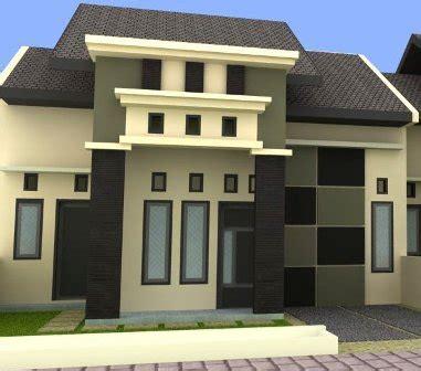 type rumah  ideal  keluarga kecil model rumah