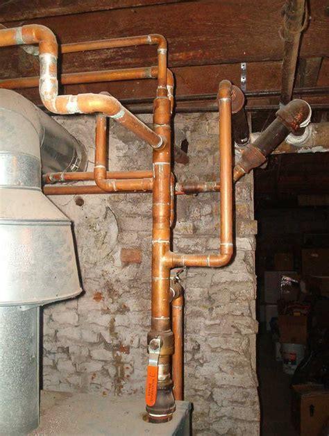 Plumbing Pipe Types: Metal  Black Iron  Plastic